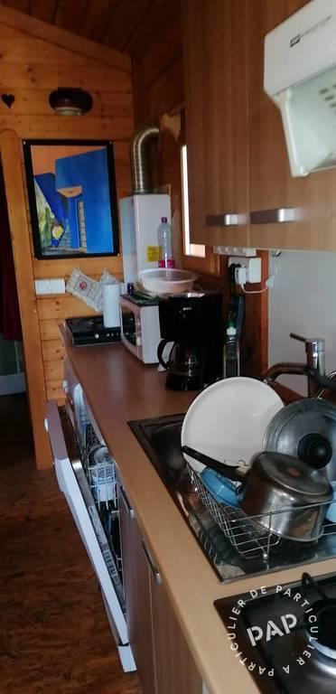 Vente Chalet, mobil-home Esparron-De-Verdon (04800)  45.000€
