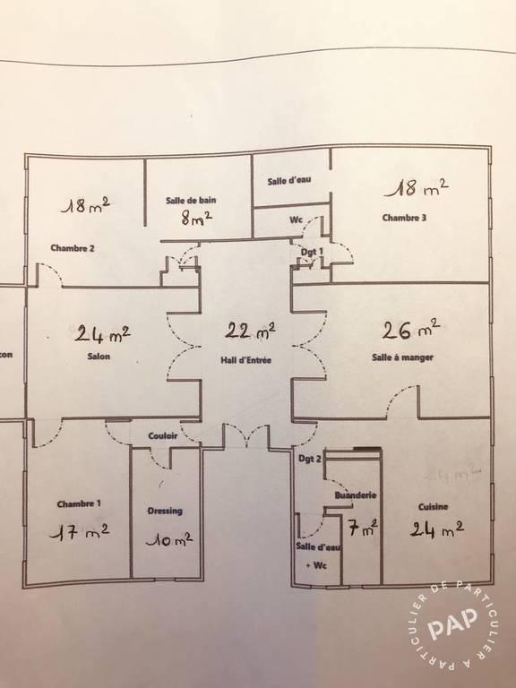 Vente appartement 6 pièces Marseille 8e