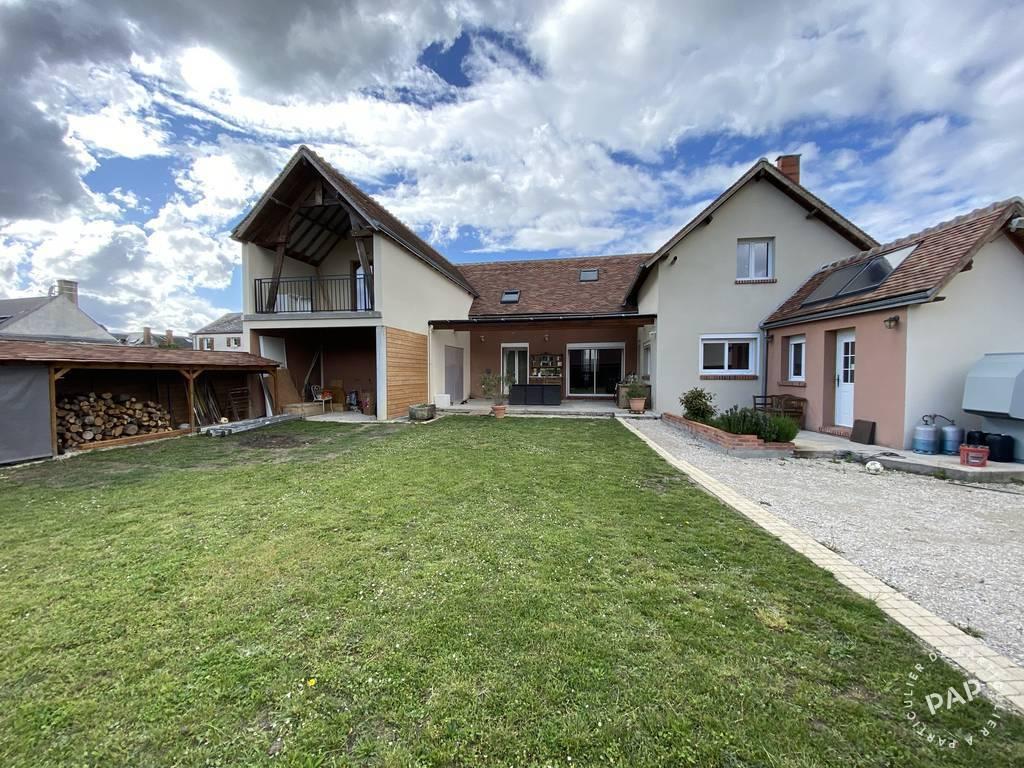 Vente Maison Sully-La-Chapelle (45450) 169m² 280.000€