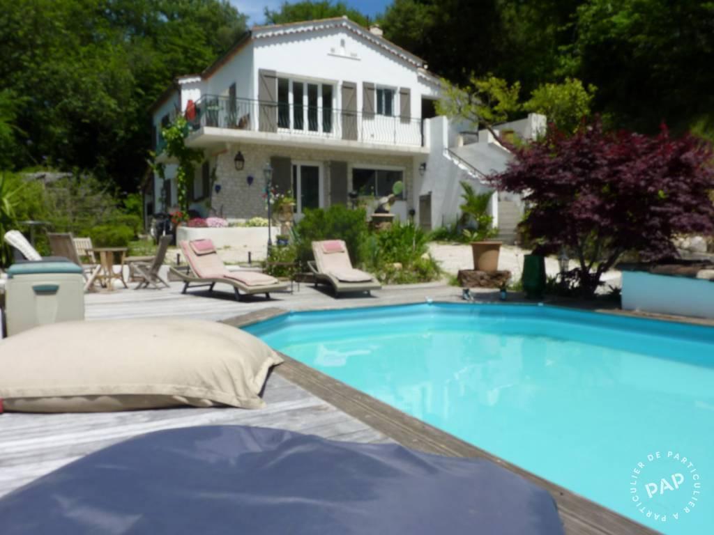 Vente maison 7 pièces Saint-Paul-de-Vence (06570)