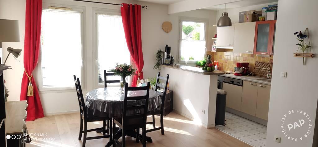 Vente Appartement Cergy (95800) 56m² 195.000€
