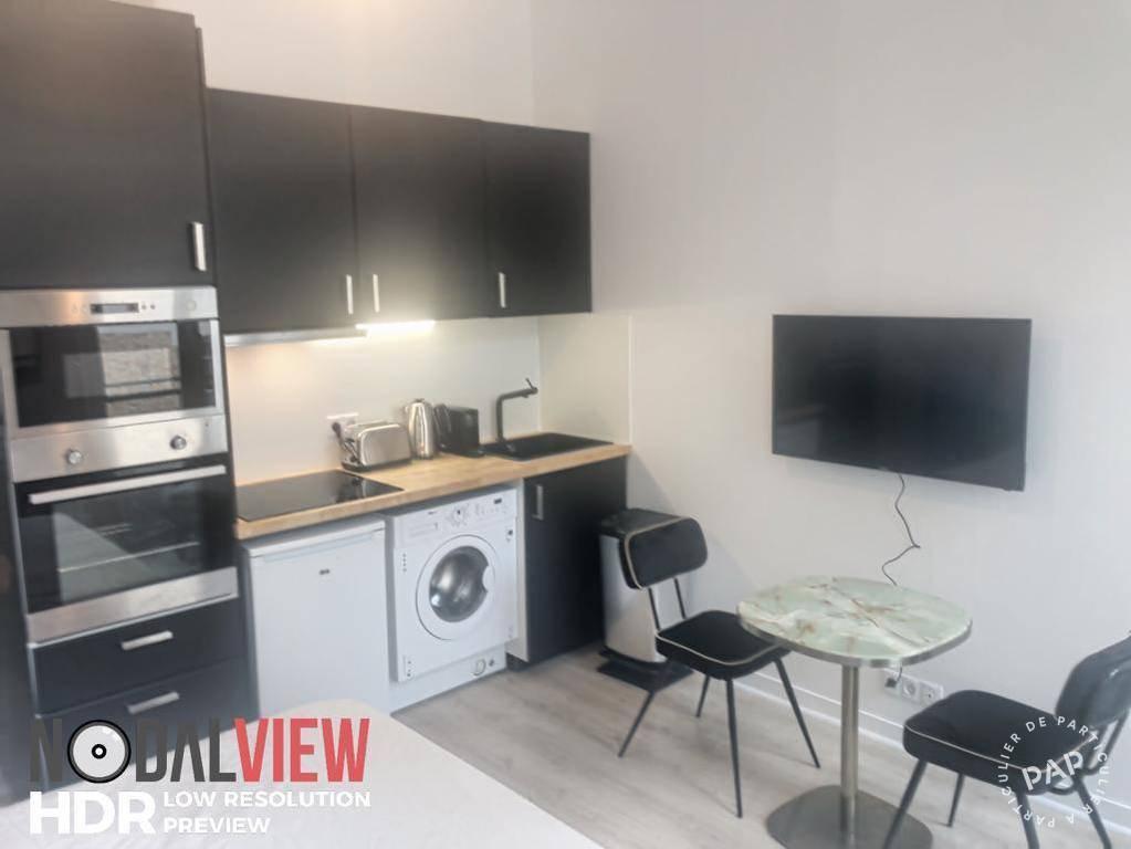 Location Appartement Paris 20E (75020) 23m² 1.100€