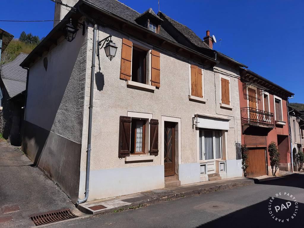 Vente maison 5 pièces Saint-Parthem (12300)