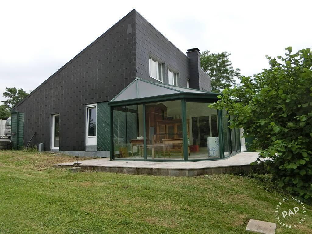 Vente Maison Notre-Dame-De-Livaye (14340) 200m² 380.000€