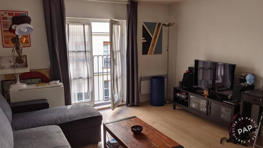 Vente Appartement Paris 3E (75003) 30m² 418.500€