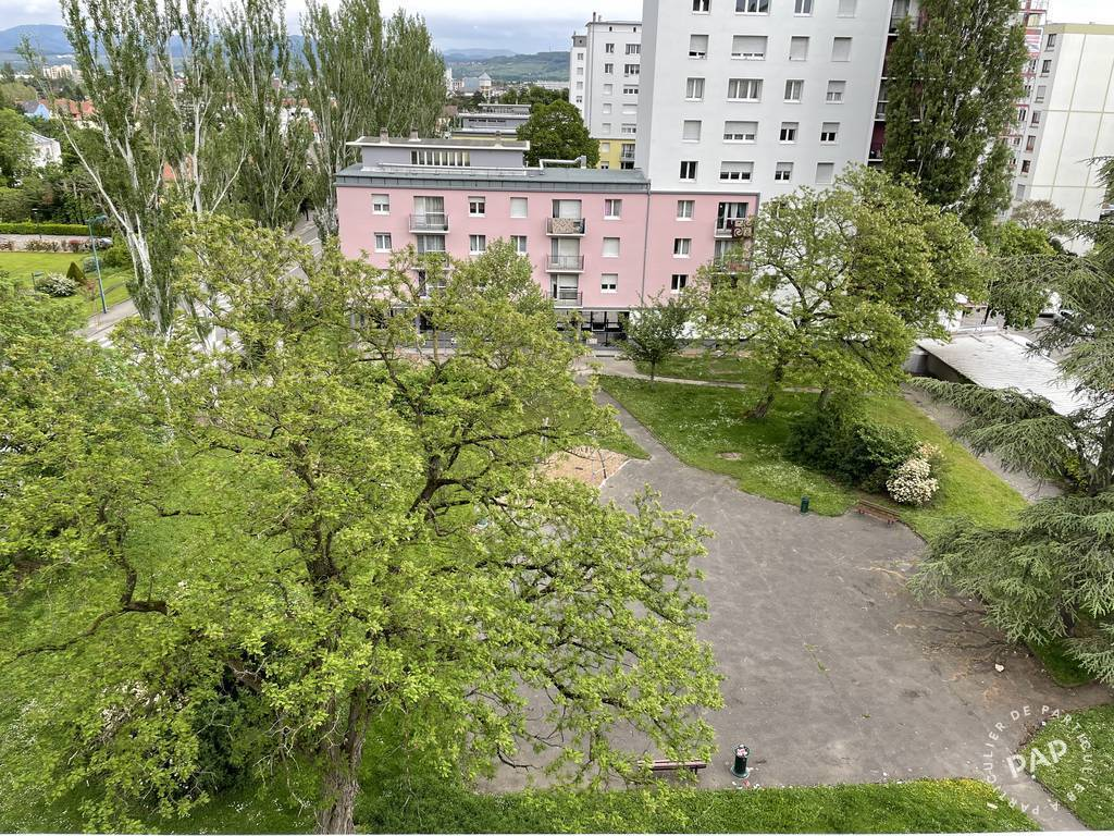 Vente Appartement Saint-Louis (68300) 73m² 135.000€