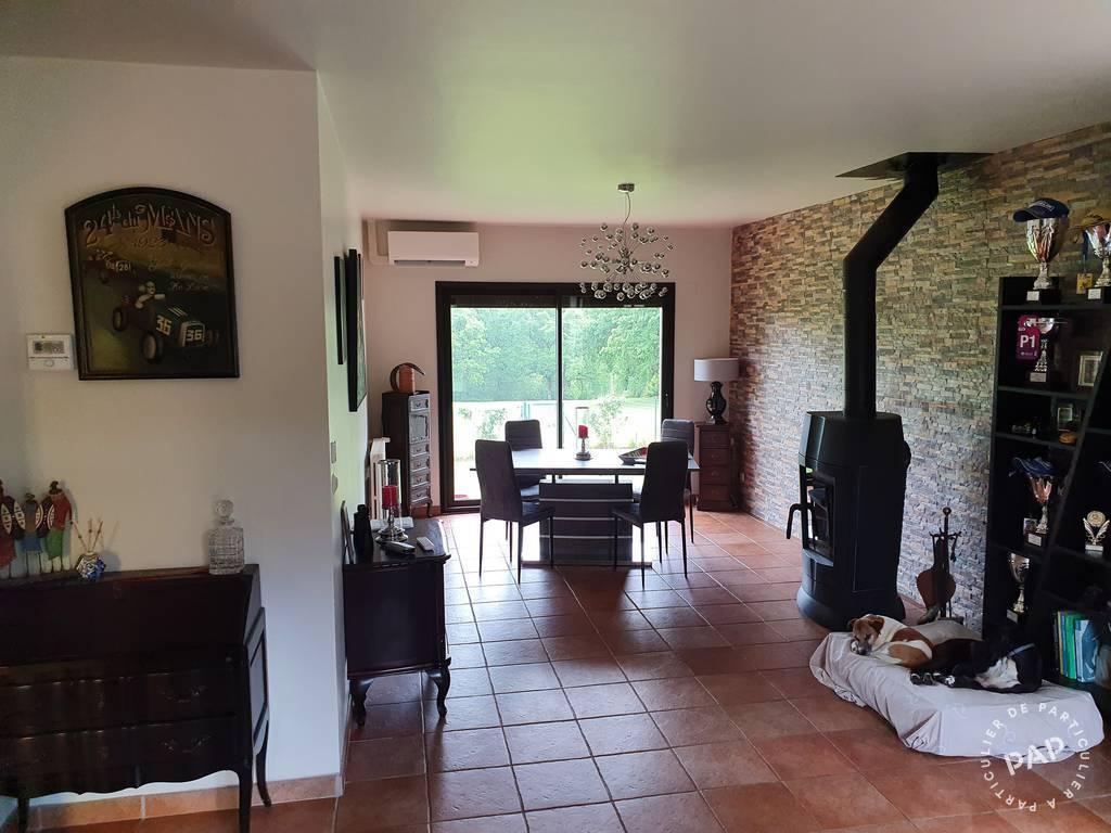 Vente Maison Le Born (31340)