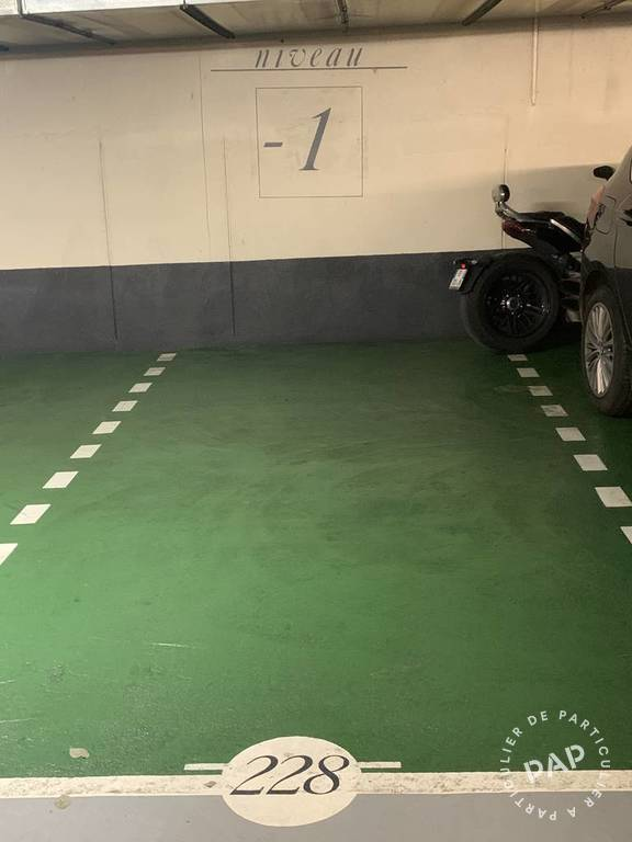 Location Garage, parking Paris 16E (75016)