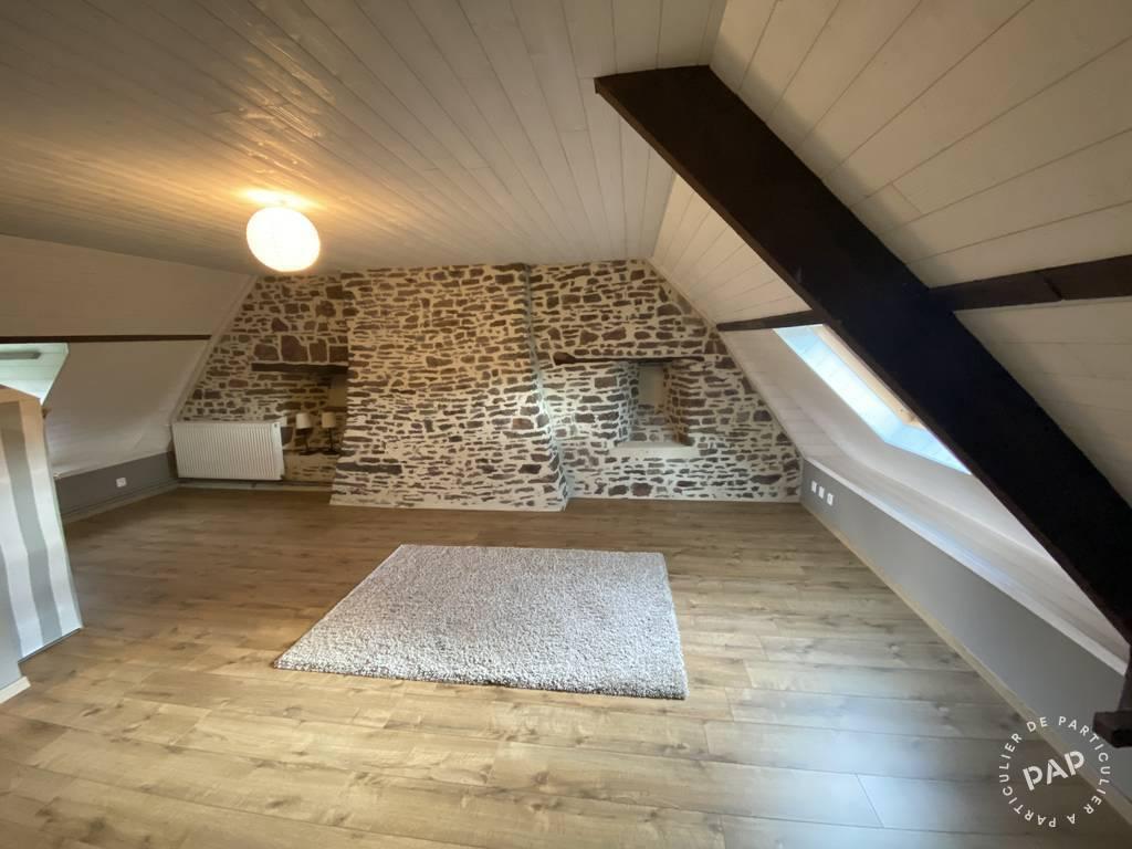 Vente Maison Placy-Montaigu (50160)