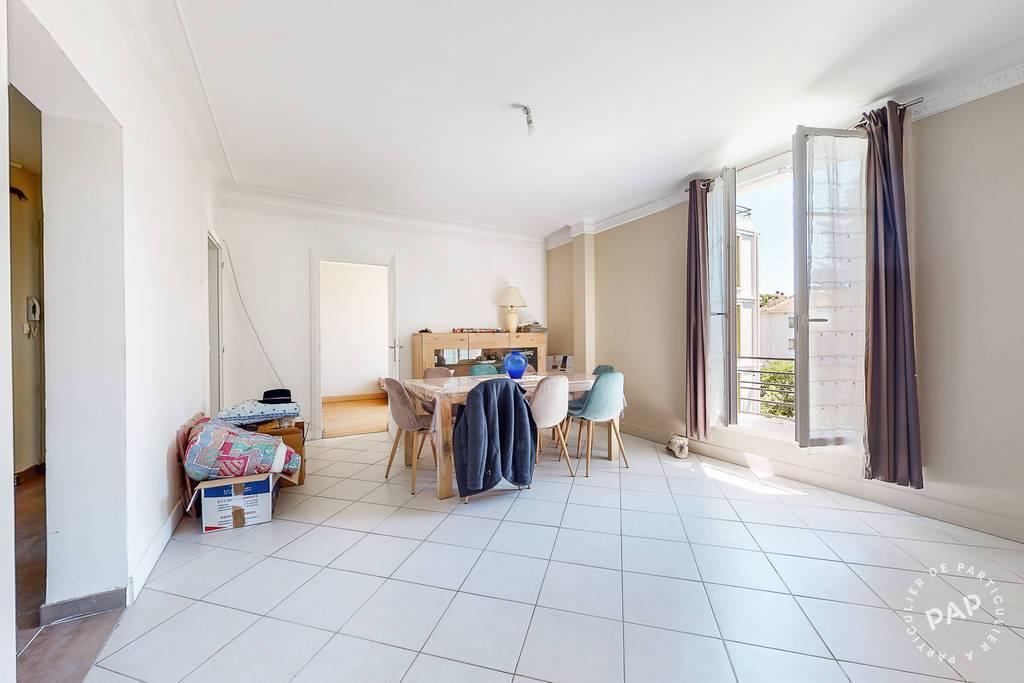 Vente Appartement Traversant Et Lumineux - Montpellier (34090)