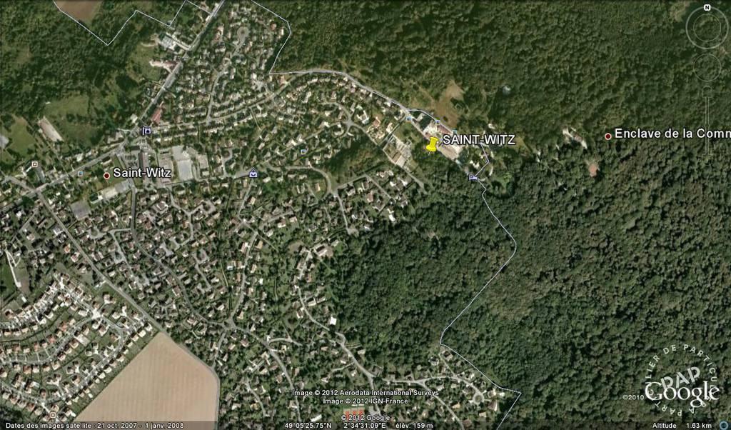 Vente immobilier 280.000€ Saint-Witz (95470)