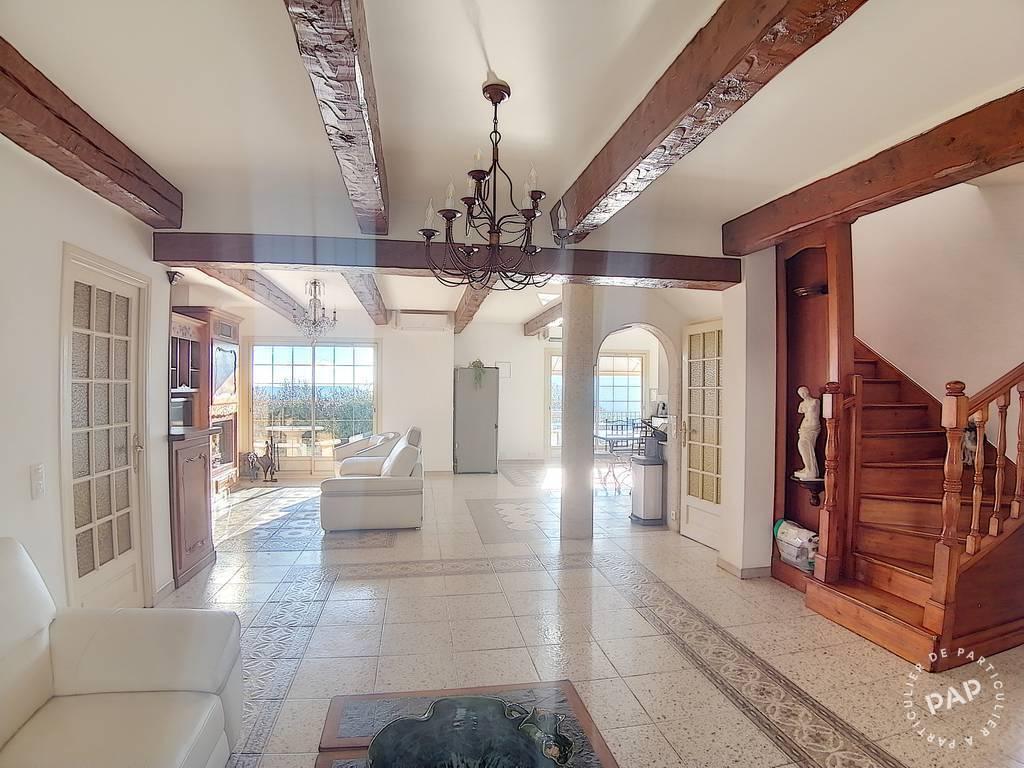 Vente immobilier 619.500€ Contes (06390)