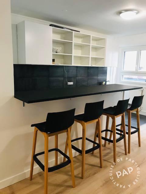 Location immobilier 1.140€ Paris 18E (75018)