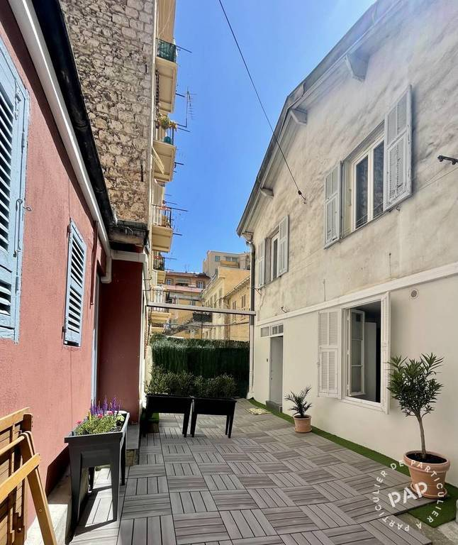 Location immobilier 800€ Nice (06300)