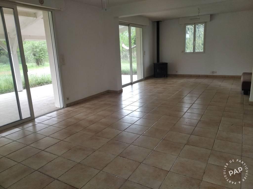 Vente immobilier 245.000€ Campet-Et-Lamolère (40090)