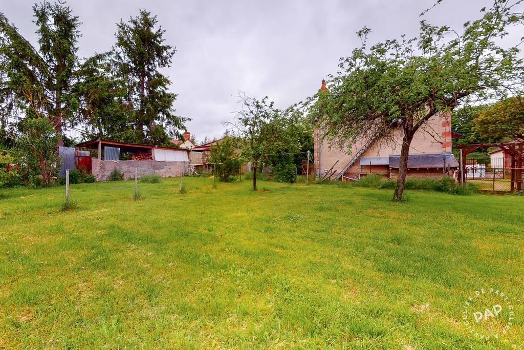 Maison 100.000€ 80m² La Guerche-Sur-L'aubois (18150)