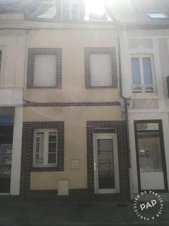 Maison 150.000€ 120m² Nonancourt (27320)