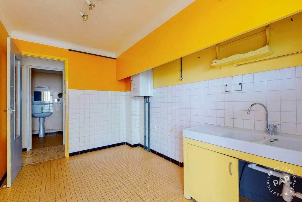 Appartement 215.000€ 67m² Sète (34200)