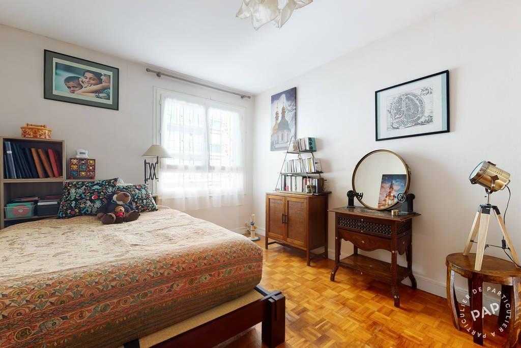 Appartement 515.000€ 59m² Issy-Les-Moulineaux (92130)