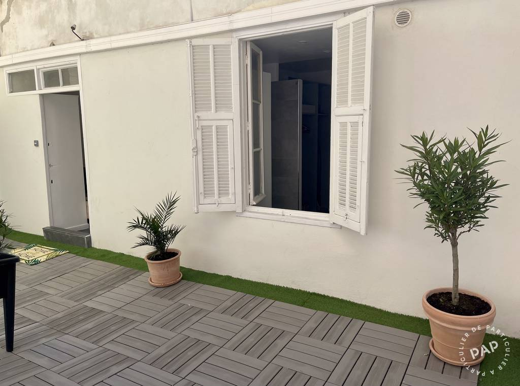 Appartement 800€ 25m² Nice (06300)