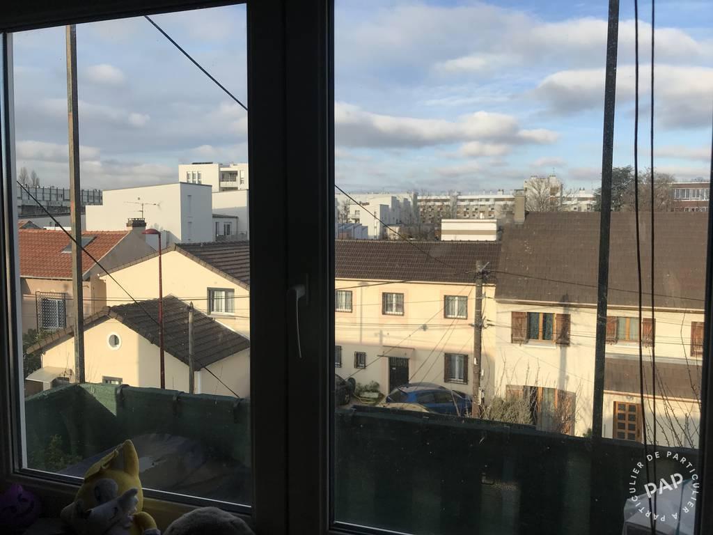 Appartement 175.000€ 62m² Bondy (93140)