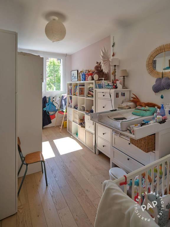 Appartement 585.000€ 62m² Paris 19E (75019)