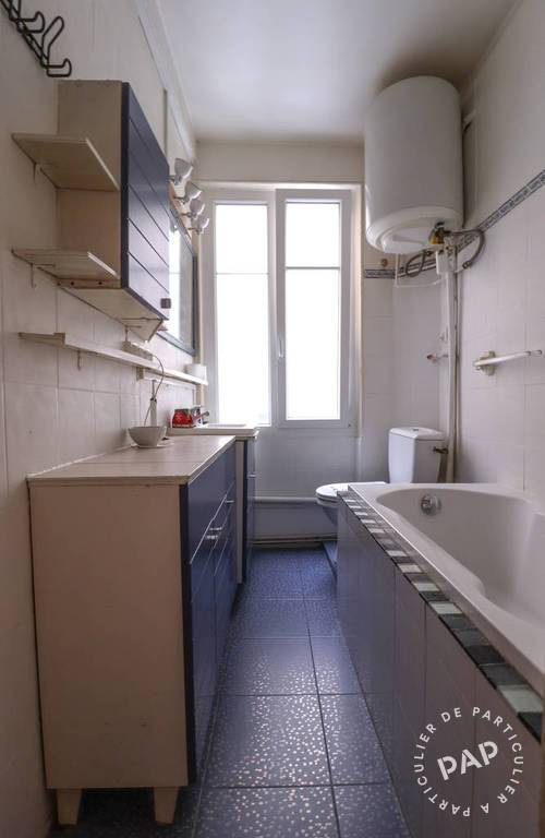Vente Paris 12E (75012) 60m²