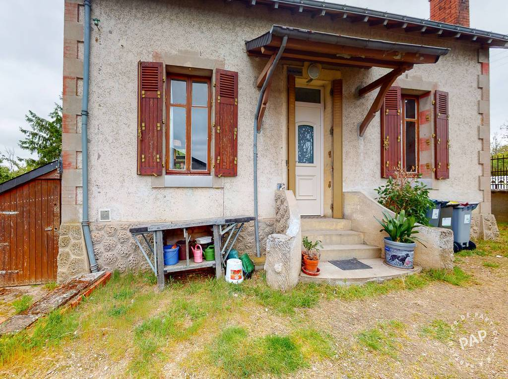 Immobilier La Guerche-Sur-L'aubois (18150) 100.000€ 80m²