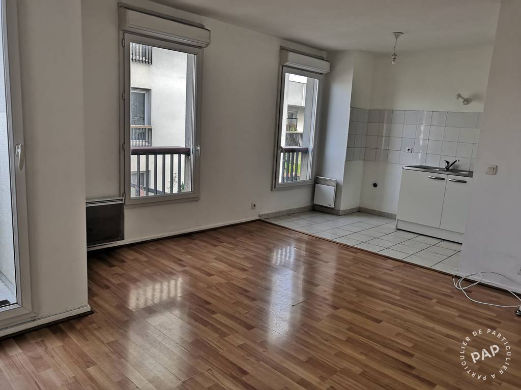 Immobilier Pantin 1.208€ 47m²