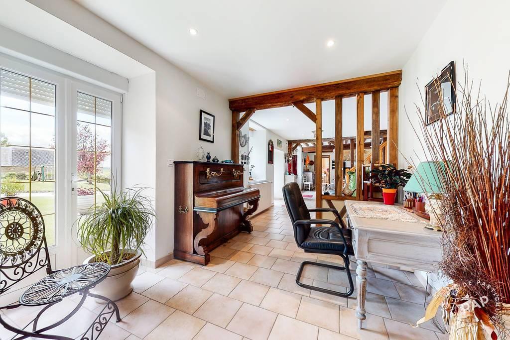Immobilier Saint-Bômer-Les-Forges (61700) 300.000€ 160m²