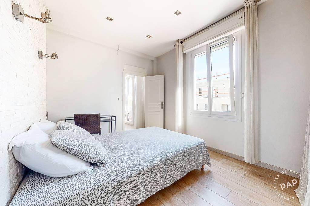 Immobilier Juan Les Pins 245.000€ 59m²