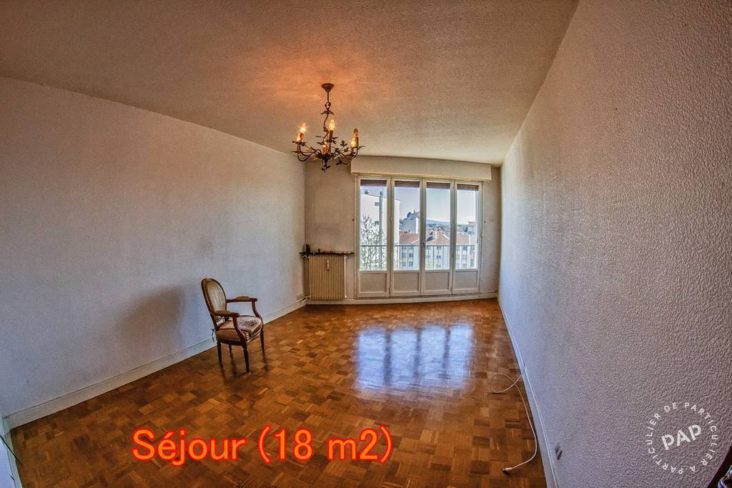 Immobilier Vichy (03200) 59.000€ 52m²