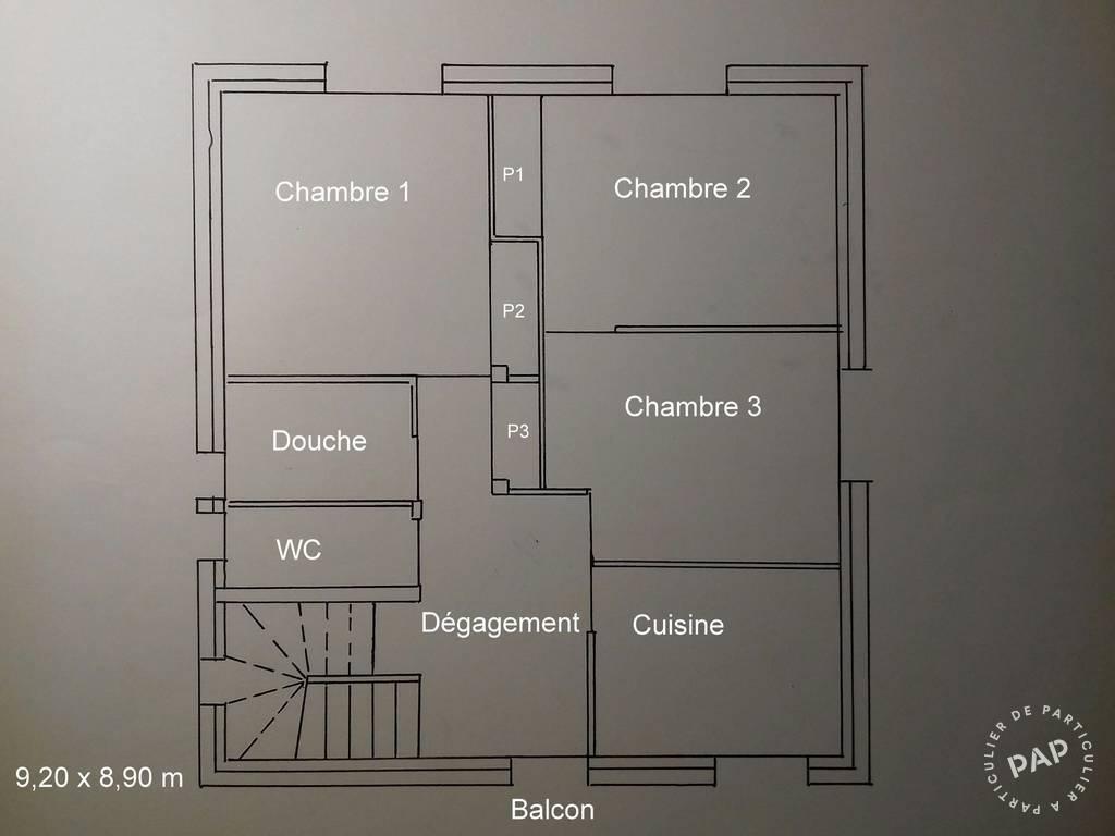 Maison 113m²
