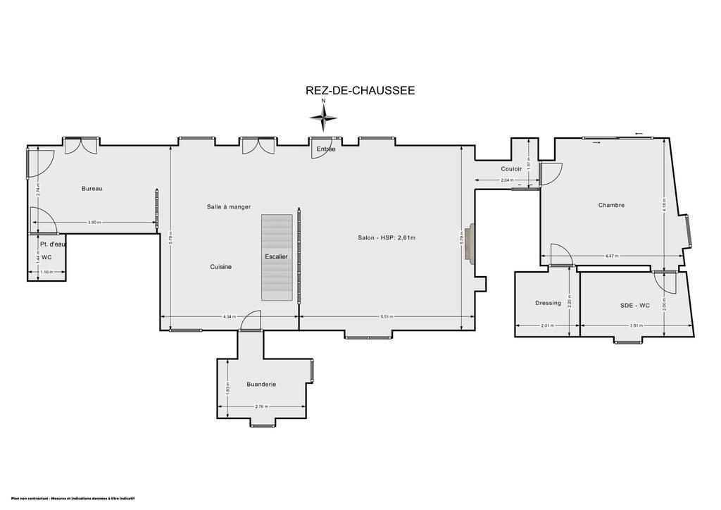 Vente Maison Saint-Bômer-Les-Forges (61700) 160m² 300.000€