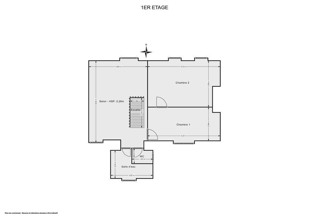 Vente Maison Saint-Bômer-Les-Forges (61700)