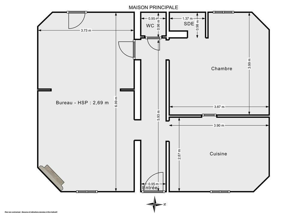Vente immobilier 100.000€ La Guerche-Sur-L'aubois (18150)