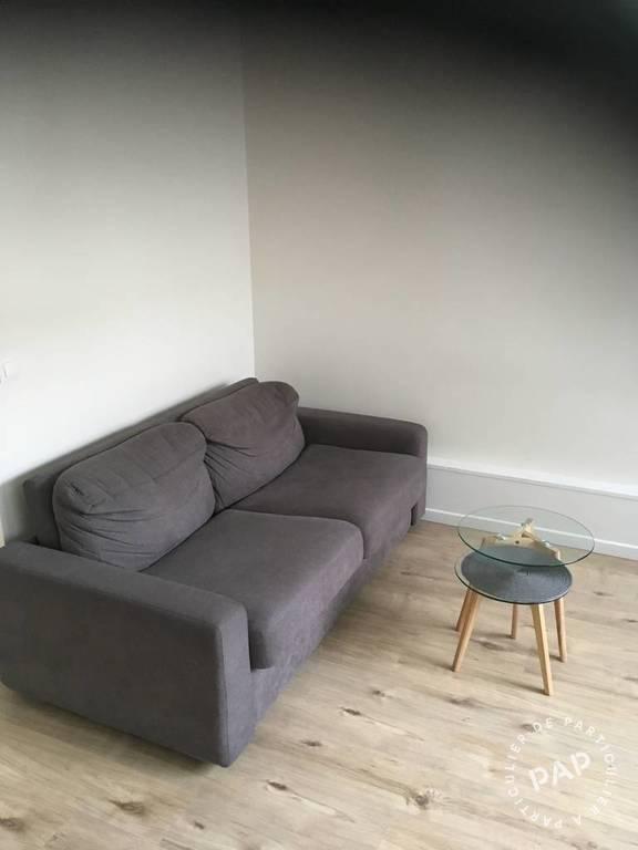 Location Appartement Boulogne-Billancourt (92100) 20m² 890€