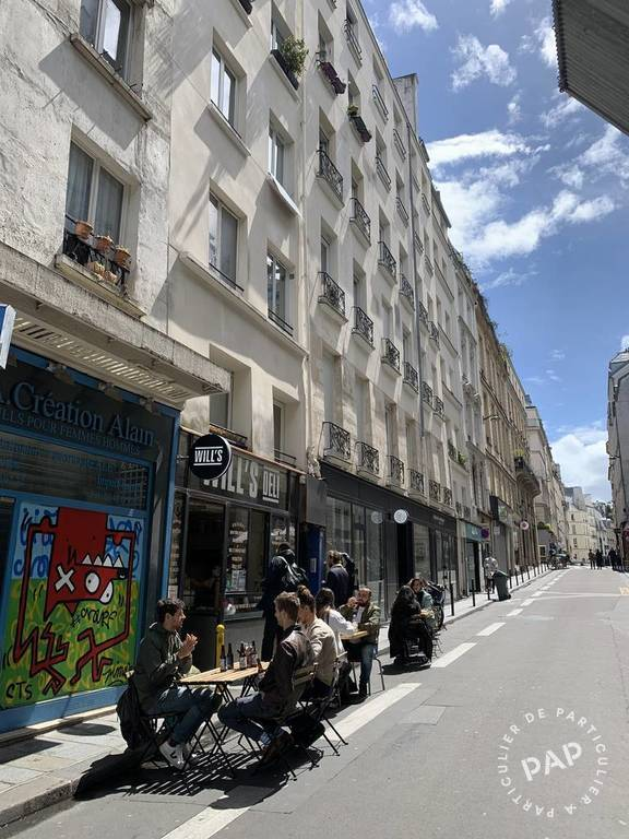Vente appartement 2 pièces Paris 2e