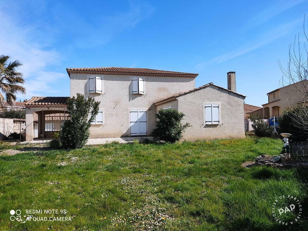 Location Maison Vallabrègues 158m² 1.100€