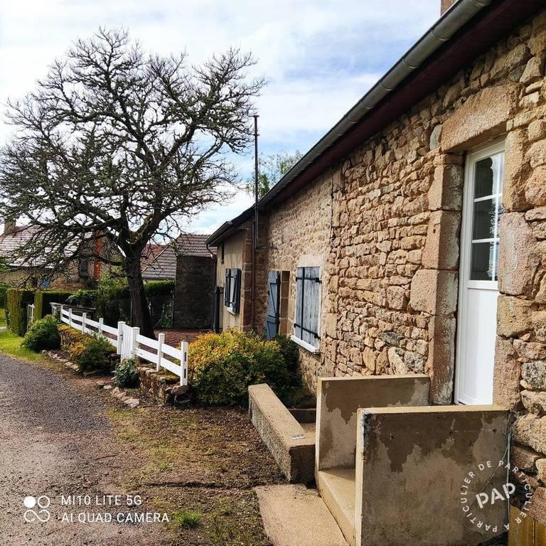 Vente maison 6 pièces La Chapelle-sous-Uchon (71190)