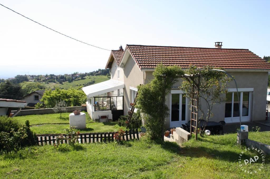 Vente Maison Saint-Héand (42570) 110m² 369.000€