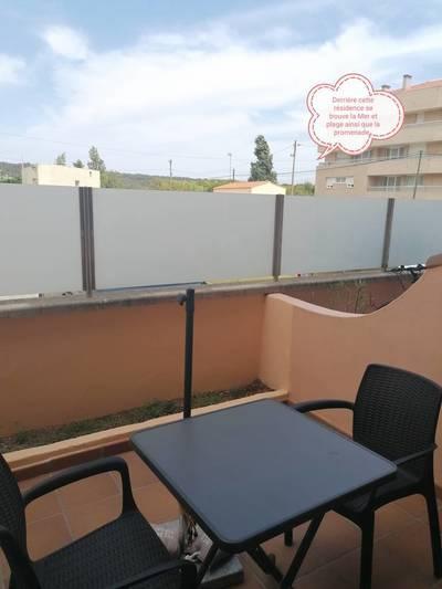 + Terrasse 6 M2