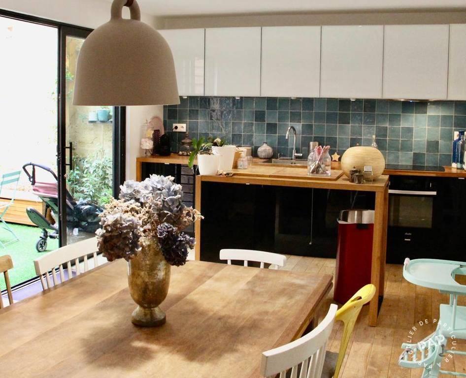 Vente Maison Bordeaux (33000) 125m² 780.000€