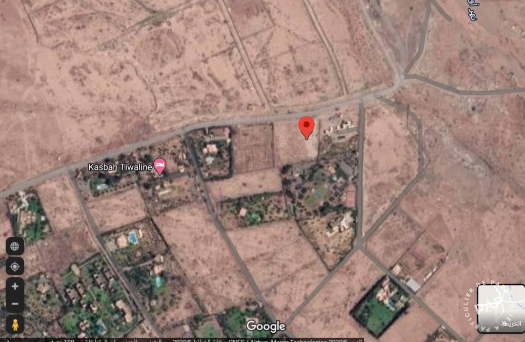 Vente Terrain Maroc  400.000€
