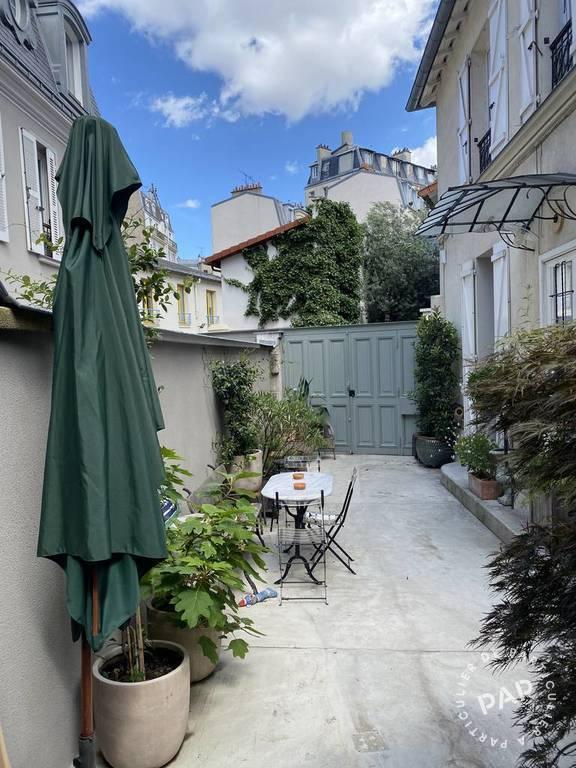 Vente Maison Paris 18E (75018) 181m² 1.400.000€