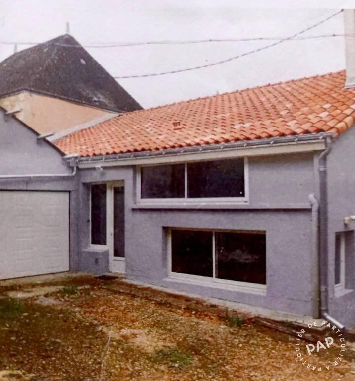 Vente Maison Dissay (86130) 135m² 175.000€