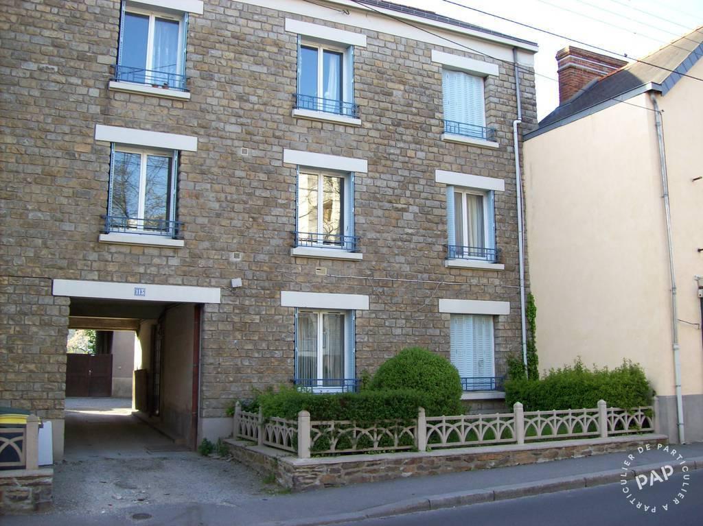 Location appartement 2 pièces Rennes (35)