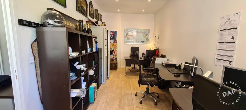 Vente et location Bureaux, local professionnel Paris 16E (75116) 48m² 1.380€