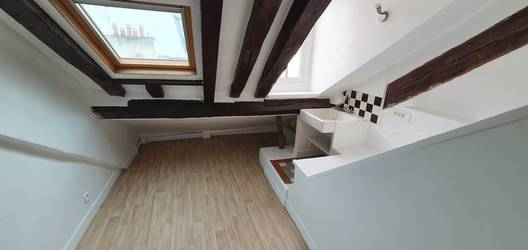 Vente studio 12m² Paris 4E (75004) - 110.000€