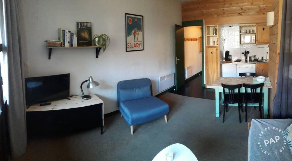 Vente appartement studio Saint-Lary-Soulan (65170)